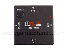 3 in 1 out HDMI Mini Switch