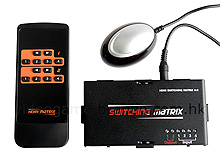 4 in 2 Out HDMI Switch Matrix
