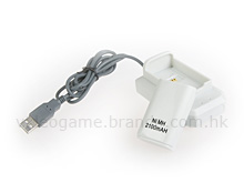 Xbox 360 Wireless Controller Battery & Charger