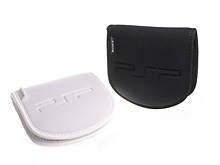 PSP Accessory Pouch and Cloth