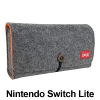 Nintendo Switch Lite Small Wolf Pack