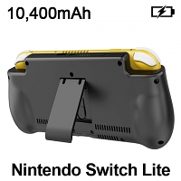 Power Jacket For Nintendo Switch Lite - 10400mAh