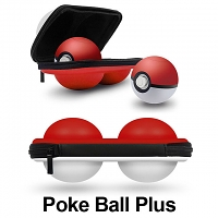 Poke Ball Plus Twins Airform Pouch