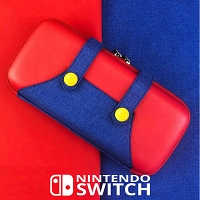 Nintendo Switch SINGULAB Mario Design - Airform Pouch