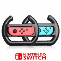 Nintendo Switch Joy-Con Steering Wheel
