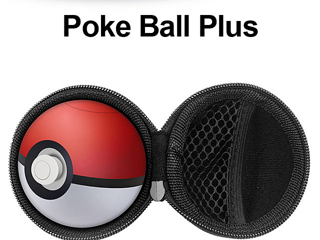 Poke Ball Plus Airform Pouch