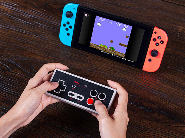 8bitdo N30 Bluetooth Controller for Switch Online