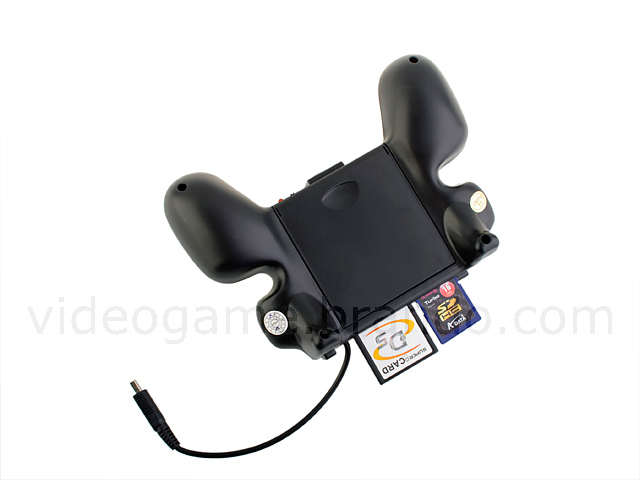 DSi 3800mAh Rechargeable Hand Grip Stand