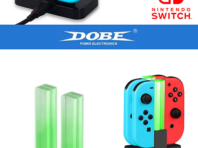 DOBE Nintendo Switch Joy-Con Charging Dock