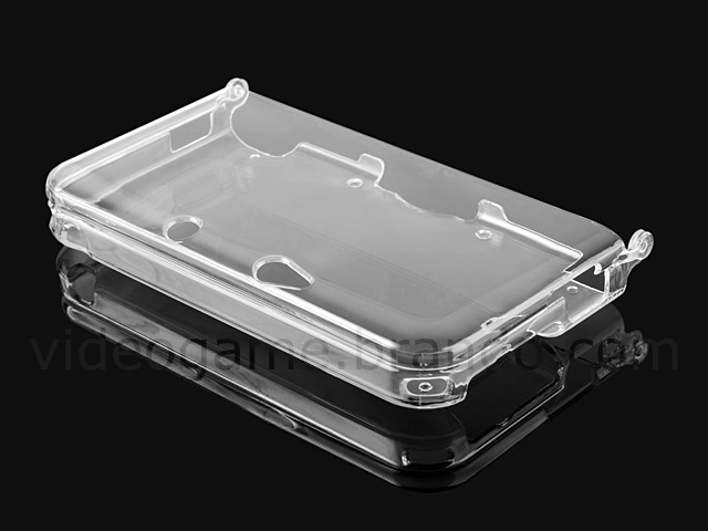 3DS XL/LL Crystal Case
