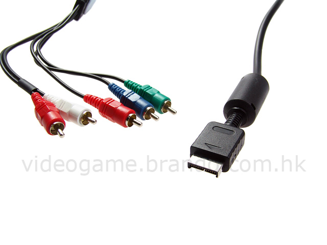 PS3 Component Cable(3rd party)