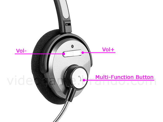 Chatting Bluetooth Headset (SX-923)