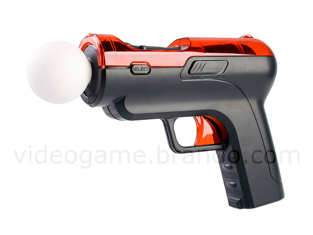 PS3 Move Gun Attachment