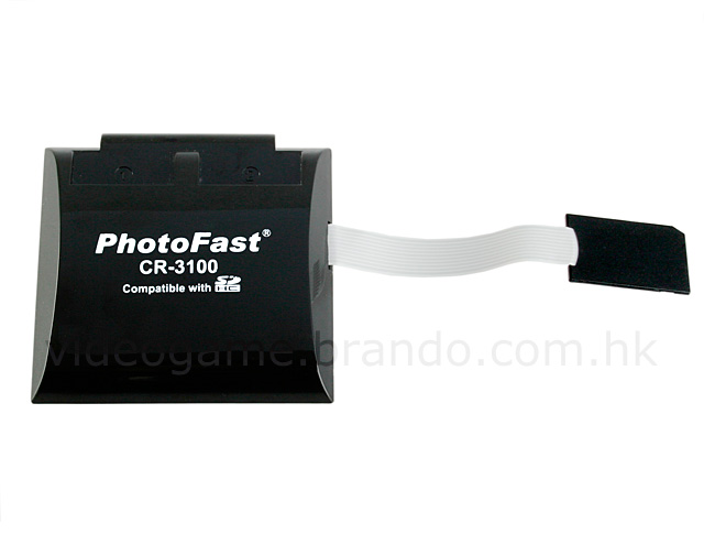 PhotoFast CR-3100 SD(HC) to MS Pro Duo Adapter