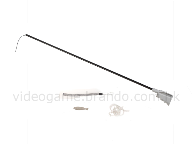 Wii fishing pole for Wii fishing rod