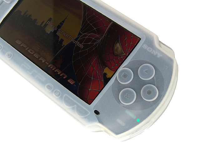 Brando WorkShop Silicone Case for PSP