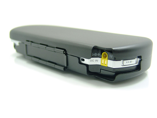 Sony PSP Metal Case (Metallic Black)